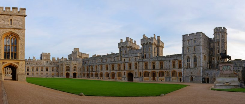 The History of Windsor Castle